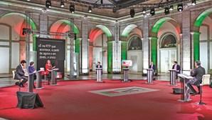 Urnas abertas para eleger o próximo Presidente da República