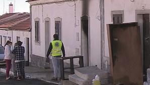 Fogo em Aljustrel deixa cinco desalojados