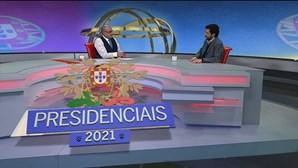 """""""Isto não é uma prova de atletismo"""", diz João Ferreira em entrevista na CMTV"""