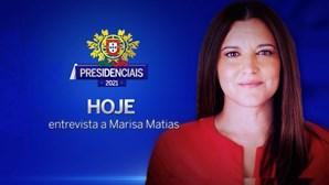 Octávio Ribeiro entrevista Marisa Matias, hoje, às 19h45, na CMTV