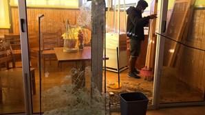 Polícia Marítima investiga assalto a restaurante em Gaia que rendeu 15 mil euros
