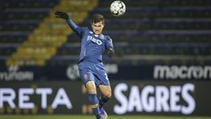 Otávio testa positivo à Covid-19 e está fora do Clássico entre FC Porto e Benfica