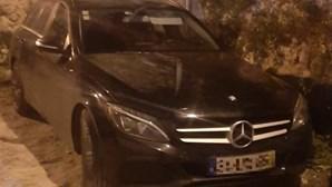 Assaltante que roubou Mercedes com criança no interior já tinha sido detido no mesmo dia