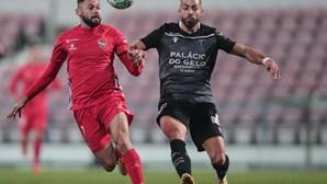 Gil Vicente vence Académico Viseu no prolongamento e está nos quartos de final da Taça de Portugal