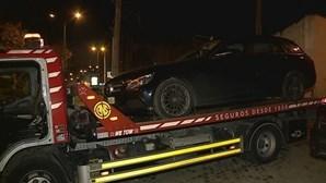 Toxicodependente na cadeia por rapto de criança em roubo de Mercedes em Montemor-o-Novo