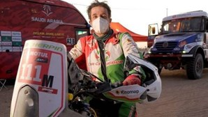 Morreu Pierre Cherpin, o piloto que sofreu uma queda na 7.ª etapa do Dakar