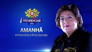 Octávio Ribeiro entrevista Ana Gomes, amanhã, na CMTV