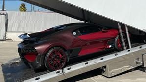 É assim que a Bugatti entrega um carro de 4,4 milhões de euros