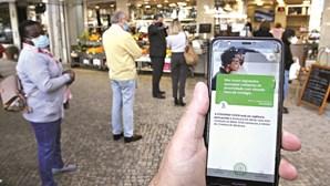 Aplicação StayAway Covid usada por menos de 1% dos portugueses infetados com Covid-19