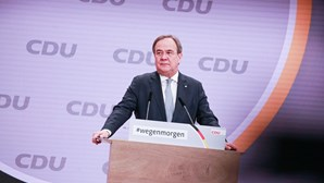 Armin Laschet eleito novo líder da CDU na Alemanha