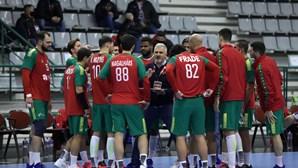 Portugal bate Marrocos e soma segundo triunfo no Mundial de andebol