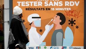França supera as 70 mil mortes por Covid-19