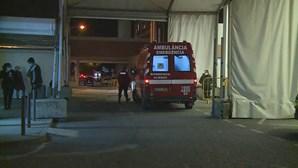 Hospital Garcia de Orta em Almada esgota camas para doentes Covid-19