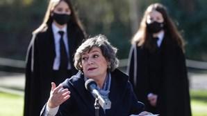Ana Gomes promete paridade de género em nomeações que dependam do chefe de Estado