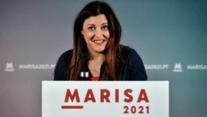 Segunda grande lição aos insultos da extrema-direita será no dia das eleições, garante Marisa Matias