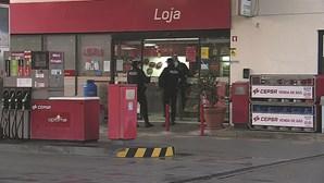 Sacam mil euros em roubo armado em Espinho