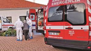 Bombeiros revoltados pedem 15 mil vacinas contra a Covid-19