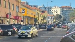 Milhares esperam cerca de uma hora para votar para as presidenciais em Sintra