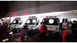 Aumento de casos de Covid-19 provoca escassez de oxigénio nos hospitais da cidade brasileira de Manaus
