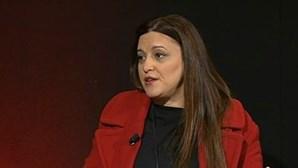 """""""Se as pessoas de esquerda forem votar haverá duas candidatas à frente de Ventura"""", diz Marisa Matias"""