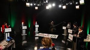 Depois de debate em Lisboa, candidatos a Belém voltam a fazer-se à estrada