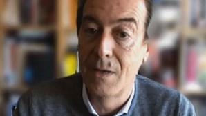 """""""A situação é grave"""": Bastonário da Ordem dos Médicos defende confinamento igual a março e medidas assertivas"""