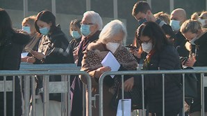 Maioria dos eleitores em Braga optaram por ir votar de manhã por razões sanitárias