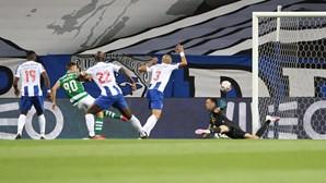"""""""Para nós é mais fácil, estamos na final se não quiserem comparecer"""": Sporting responde ao FC Porto"""