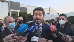 André Ventura rejeita responsabilidade por jantar com 170 pessoas em Braga