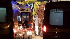 Portugal atinge novo máximo de mortes por Covid-19: 275 óbitos e 11721 infetados