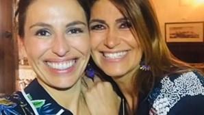 """Liliana Campos apoia Joana Cruz na luta contra o cancro: """"Vai travar uma guerra terrível e injusta"""""""