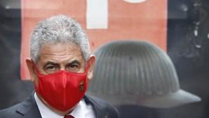 Luís Filipe Vieira infetado com Covid-19 motiva apreensão no Benfica