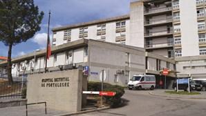 Aberto inquérito a morte de idoso de 80 anos à porta do Hospital de Portalegre