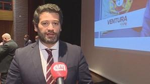 """""""Temos muitos votos de quem não se manifesta"""": André Ventura confiante com as eleições presidenciais"""