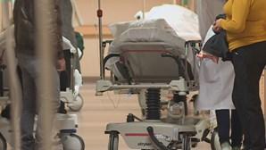 Hospital de Viseu lotado abre décima enfermaria