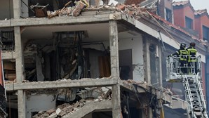 Padre entre as quatro vítimas mortais da explosão no centro de Madrid