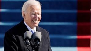 "Biden assume luta contra a violência, racismo e extremismo e garante que dirá sempre a ""verdade"""