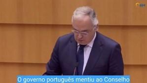 """""""Mentiras devem ter consequências"""": Eurodeputado ataca Costa e Governo no caso do procurador europeu"""
