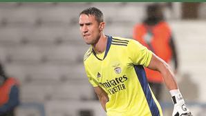 Benfica deixa sair Odysseas por 15 milhões de euros