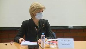 Covid-19 chega ao Ministério da Saúde: Assessor da ministra Marta Temido está infetado