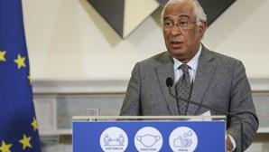 António Costa pergunta pelo lítio em escuta com Ministro do Ambiente