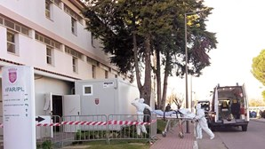 Militares reforça internamento para doentes Covid-19 com mais 140 camas