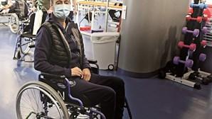 Mário Rui esteve seis meses ligado às máquinas devido à Covid-19