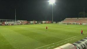 Benfica tentou adiar jogo com o Nacional, mas madeirenses recusaram