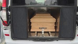 Média recorde de 674 mortos por Covid-19 por dia desde 10 de janeiro