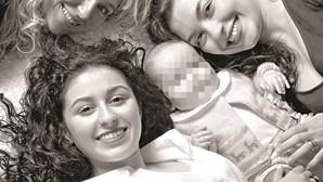 Sara Barradas sofre com prisão da mãe e vive drama com as irmãs ao seu encargo