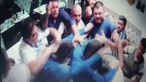 Agressores de funcionários de restaurante em Odivelas tramados por roupa