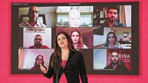 Marisa Matias terminou campanha com quem a apoiou no anúncio
