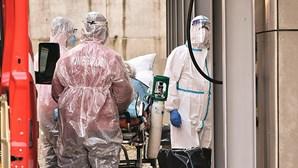 Novo máximo de casos e mortes por Covid-19 na Grande Lisboa