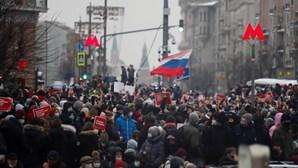 Equipa do opositor russo Navalny apela a novas manifestações na Rússia no domingo